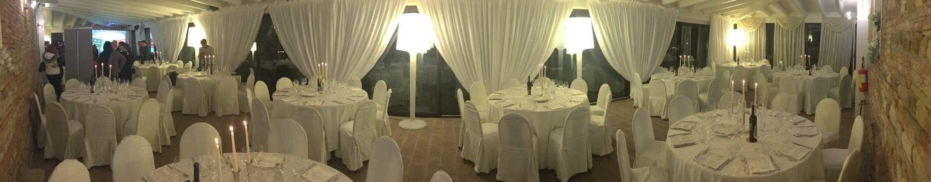 Palazzo Guidi Santarcangelo - Il ristorante