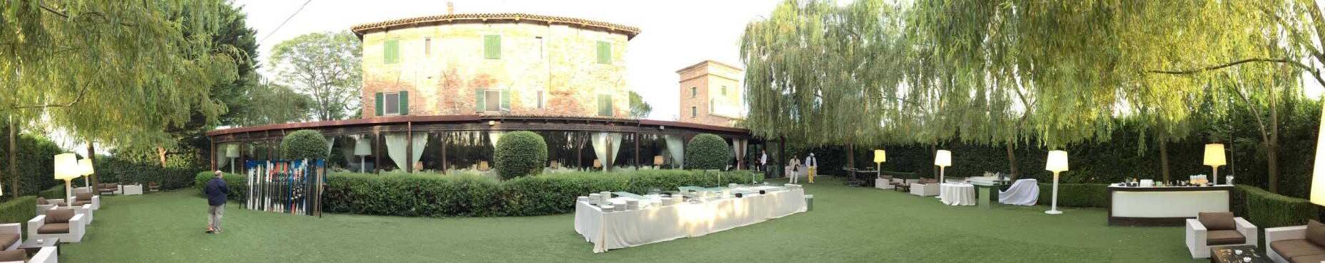 Palazzo Guidi Santarcangelo - La Location