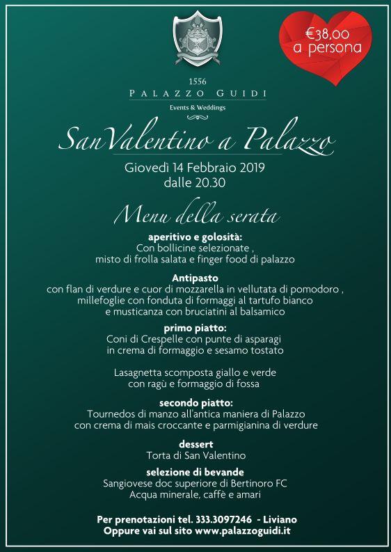 San Valentino 2019 Palazzo Guidi - Rimini Santarcangelo